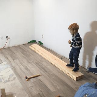 How To Install A Vinyl Plank Floor
