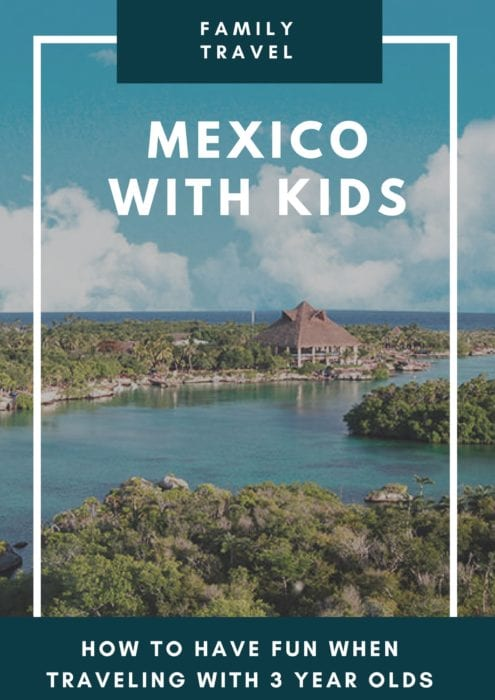 Family Travel - how to manage travelling with small kids and still have fun