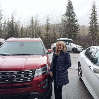 A Girls Weekend In Canmore