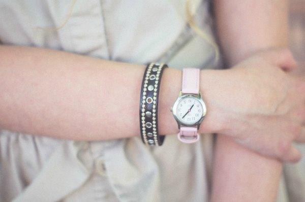 School Uniform Outfit Ideas - add accessories