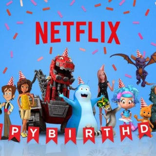Netflix Happy Birthday On Demand