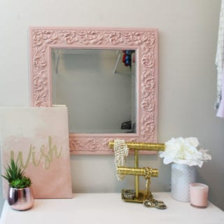 Master Closet Makeover with BEHR Paint