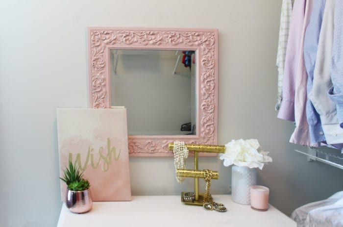 Master Closet Makeover With Behr Paint Brooklyn Berry