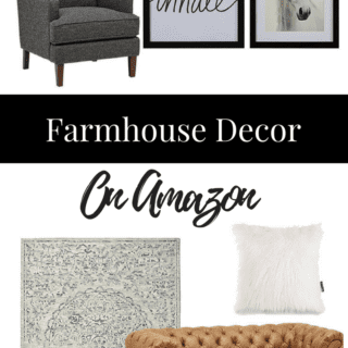 Farmhouse Furniture Amazon