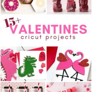 Cricut kids crafts for valentines