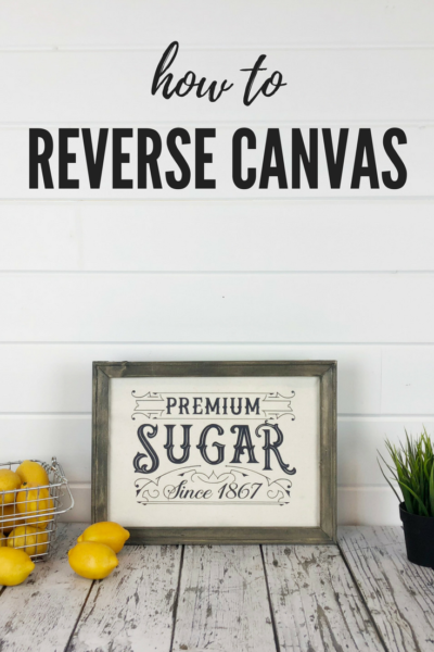 How To Reverse Canvas Brooklyn Berry Designs